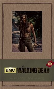Walking Dead Hardcover Ruled Journal : Michonne - Insight Editions