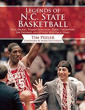 Legends of N.C. State Basketball  - Peeler, Tim