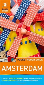 Amsterdam : Pocket Rough Guide - Guides, Rough
