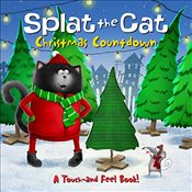 Splat the Cat : Christmas Countdown - Scotton, Rob