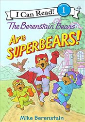 Berenstain Bears Are Superbears! (I Can Read Book 1) - Berenstain, Mike