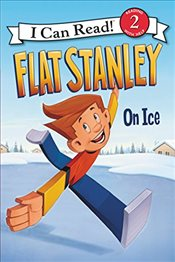 Flat Stanley: On Ice (I Can Read Book 2) - Brown, Jeff