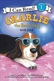 Charlie the Ranch Dog: Rock Star (I Can Read Book 1) - Drummond, Ree