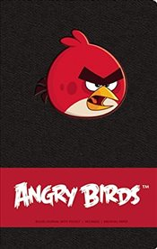 Angry Birds Ruled Journal - Insight Editions