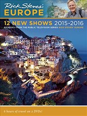 Rick Steves Europe : 12 New Shows 2015-2016 - Steves, Rick