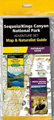 Sequoia/Kings Canyon National Park Adventure Set -