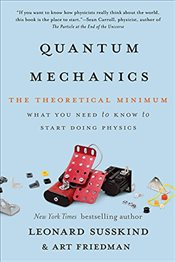 Quantum Mechanics: The Theoretical Minimum - Susskind, Leonard