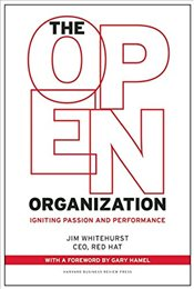 Open Organization - Whitehurst, Jim