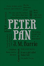 Peter Pan (Word Cloud Classics) - Barrie, James Matthew