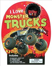I Love Monster Trucks - Graham, Ian