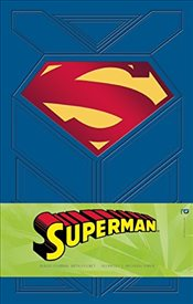Superman Hardcover Ruled Journal (Large) - Insight Editions