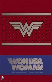 Wonder Woman Hardcover Ruled Journal - Insight Editions