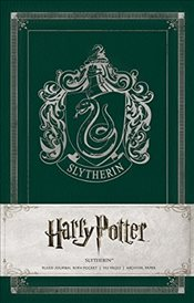 Harry Potter Slytherin Hardcover Ruled Journal - Insight Editions