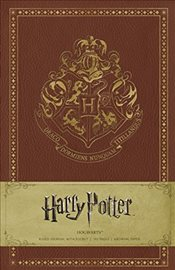 Harry Potter Hogwarts Hardcover Ruled Journal - Insight Editions