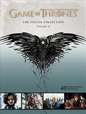 Game of Thrones: 40 Removable Posters: Poster Collection, Volume II: 2 - Insight Editions