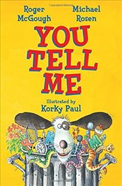 You Tell Me! - McGough, Roger