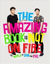 Amazing Book is Not on Fire - Howell, Dan