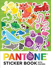 Pantone : Sticker Book With Posters - Pantone,