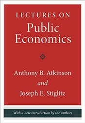 Lectures on Public Economics - Atkinson, Anthony B.