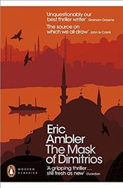Mask of Dimitrios - Ambler, Eric