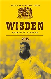 Wisden Cricketers Almanack 2015 - Booth, Lawrence