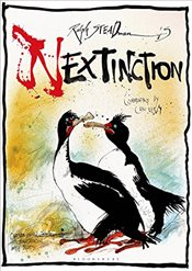 Ralph Steadmans Nextinction: Birds in Trouble - Levy, Ceri
