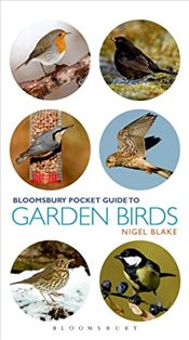 Pocket Guide To Garden Birds (Pocket Guides) - Blake, Nigel