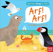 Can You Say It, Too? Arf! Arf! - Crow, Nosy