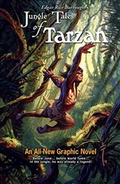 Edgar Rice Burroughs Jungle Tales of Tarzan - Powell, Martin