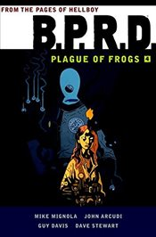 B.P.R.D: Plague of Frogs Volume 4 - Mignola, Mike