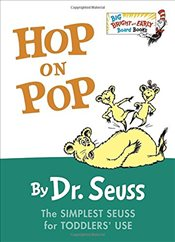 Hop on Pop (Big Bright & Early Board Books) - Dr. Seuss