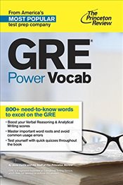 GRE Power Vocab -