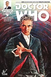 Doctor Who: The Twelfth Doctor Vol.1 - Morrison, Robbie