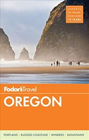 Fodors Oregon (Full-Color Travel Guide) -