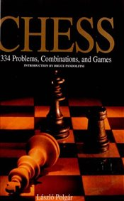 Chess : 5334 Problems, Combinations and Games - Polgar, Laszlo