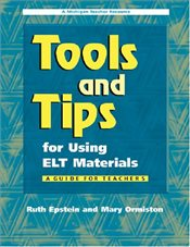 Tools and Tips for Using ELT Materials: A Guide for Teachers (Michigan Teacher Resource) - Epstein, Ruth