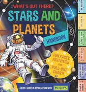 Stars and Planets Handbook : A Kids Guide  - Rooney, Anne