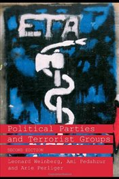 Political Parties and Terrorist Groups (Extremism and Democracy) - Weinberg, Leonard