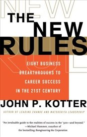 NEW RULES - Kotter, John P.