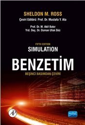 Benzetim : Simulation - Ross, Sheldon M.
