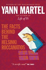 Facts Behind the Helsinki Roccamatios - Martel, Yann