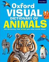 Oxford Visual Dictionary of Animals -