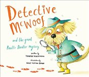 Detective McWoof and the great Poodle Doodler mystery - Knapman, Timothy