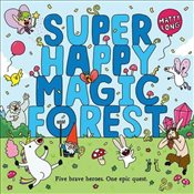 Super Happy Magic Forest - Long, Matty