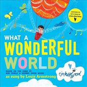 What a Wonderful World Book and CD - Thiele, Bob
