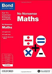 Bond: Maths: No Nonsense: 5-6 years - Lindsay, Sarah