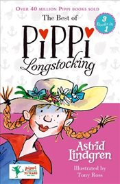 Best of Pippi Longstocking - Lindgren, Astrid