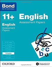 Bond 11+: English: Assessment Papers: 7-8 years - Lindsay, Sarah