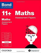 Bond 11+: Maths: Assessment Papers: 7-8 years - Bond, J M