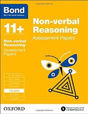 Bond 11+: Non-verbal Reasoning: Assessment Papers: 7-8 years - Baines, Andrew